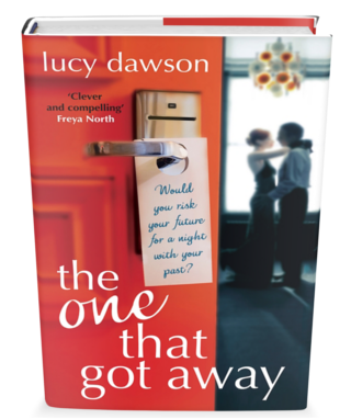 The one that got away book